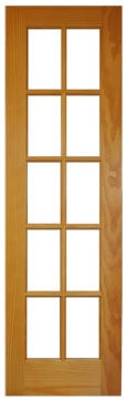 French Door WG625 10 Lite