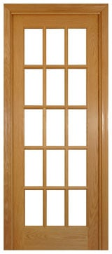 French Door WG627 15 Lite