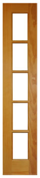 French Door WG630 5 Lite
