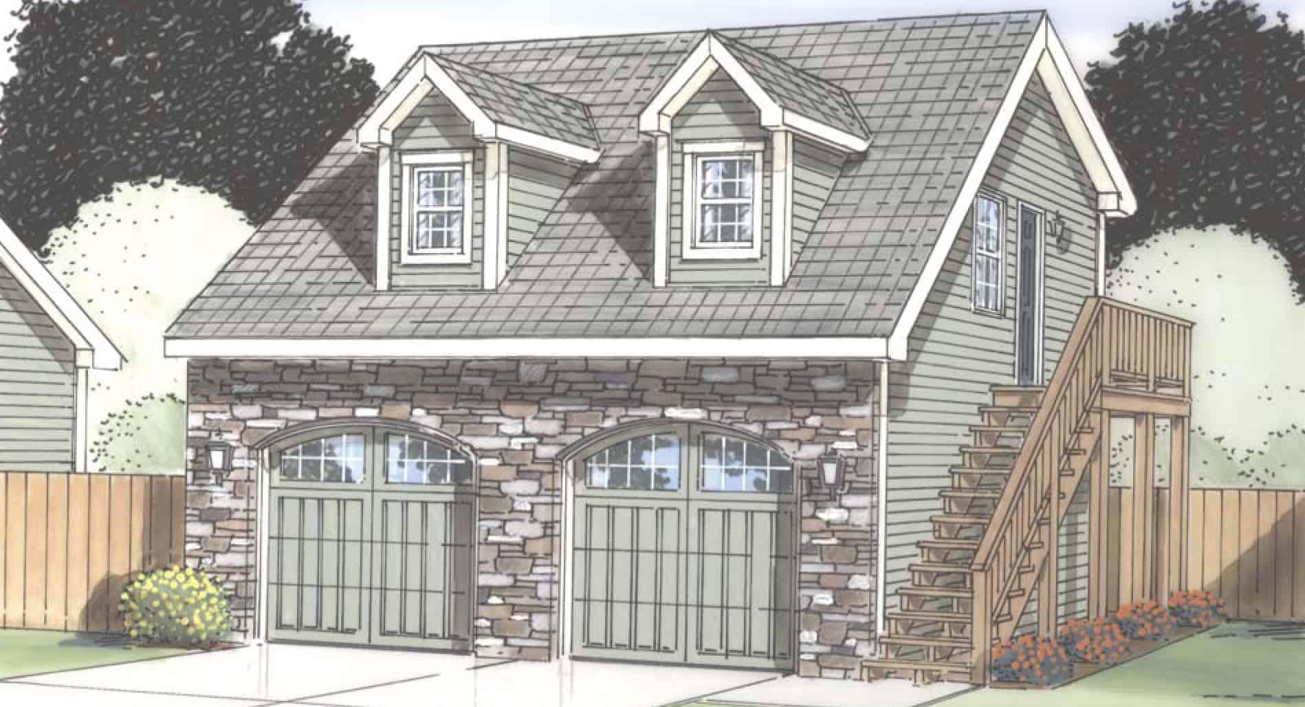 garage plan A