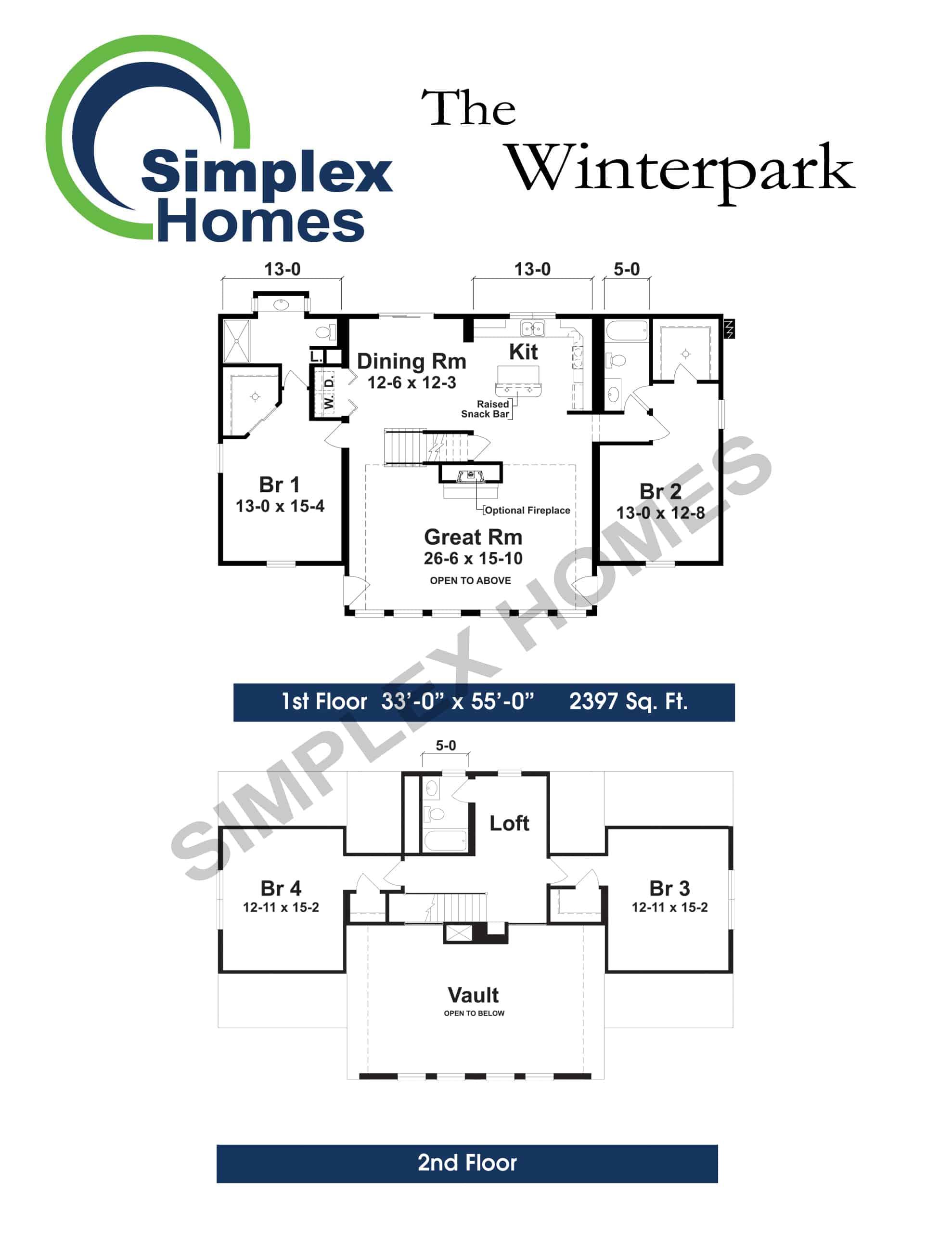 winterpark floorplan