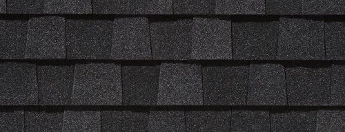 Shingles - Charcoal Black