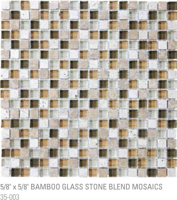 Bliss Mosaic - Bamboo