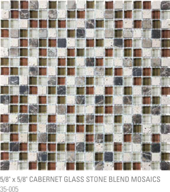 Bliss Mosaic - Cabernet