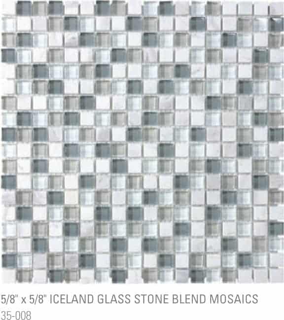 Bliss Mosaic - Iceland