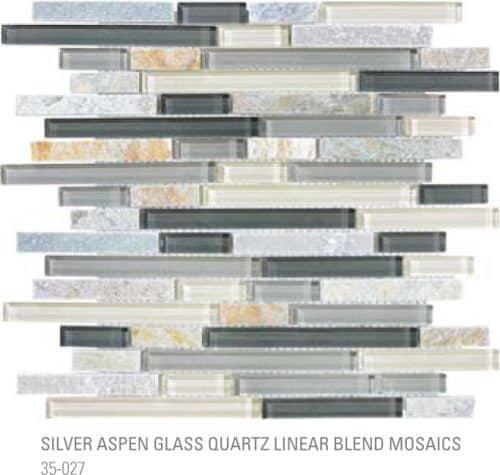 Bliss Linear - Silver Aspen