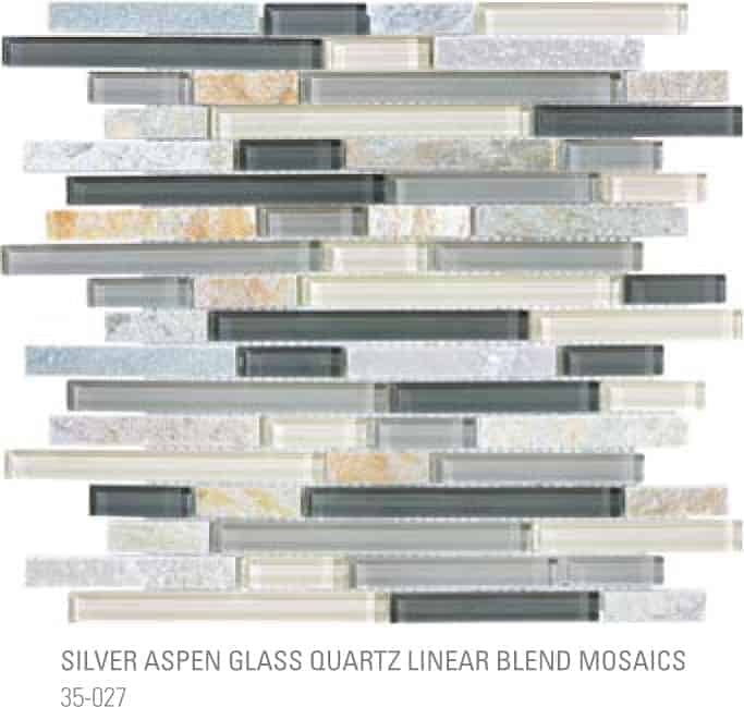 Bliss Linear - Silver Aspen