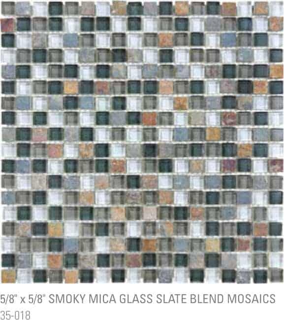Bliss Mosaic - Smoky Mica