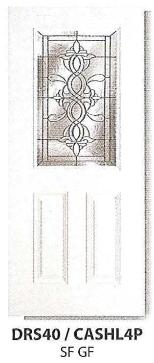 Exterior Doors - DRS40 / CASHL4P