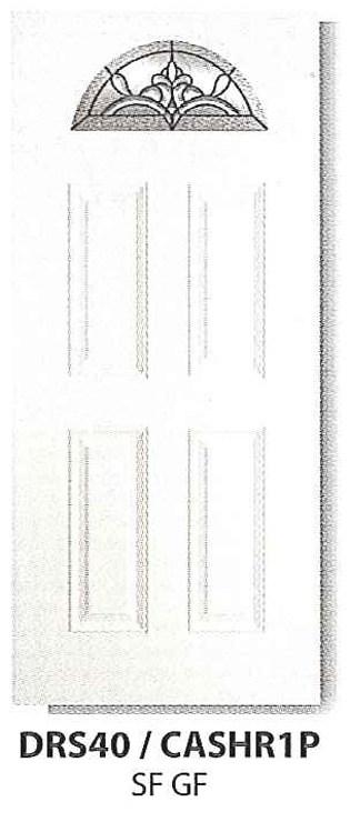 Exterior Doors - DRS40 / CASHR1P