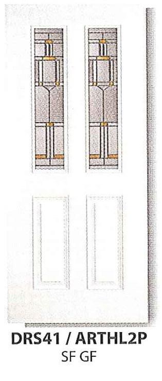 Exterior Doors - DRS41 / ARTHL2P