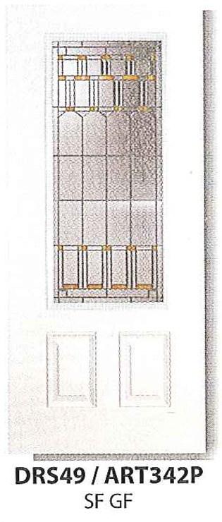 Exterior Doors - DRS49 /ART342P