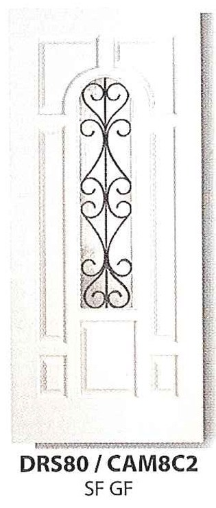 Exterior Doors - DRS80 / CAM8C2