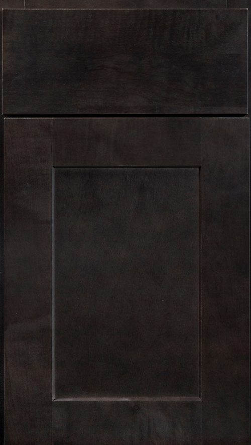 Wolf Cabinets - Expression - Dartmouth - Dark Sable Stain