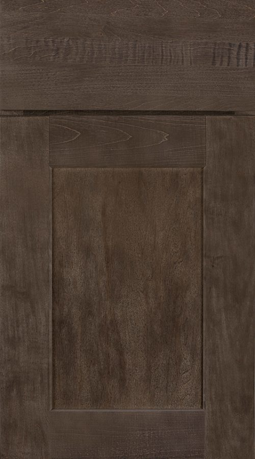 Wolf Cabinets - Expression - Dartmouth - Brownstone Stain