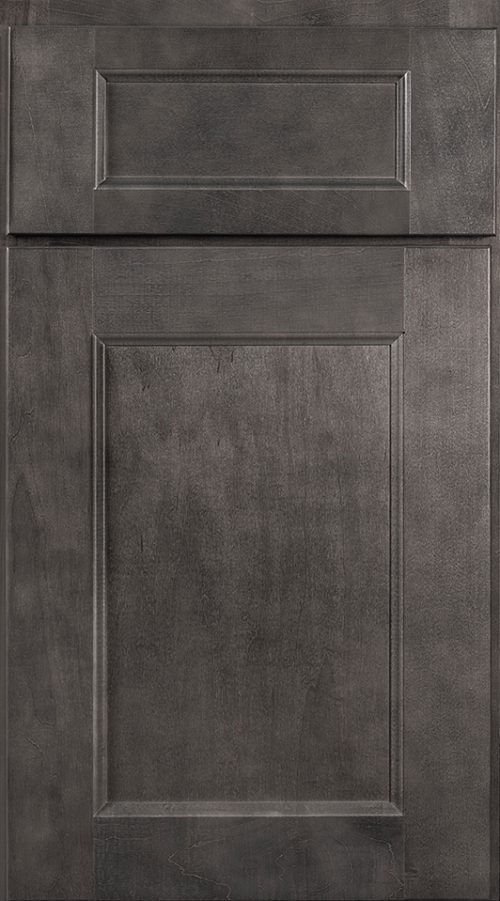 Wolf Cabinets - Expression - York - Grey Stain