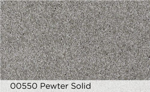 Shaw Carpeting - Your Choice - Pewter Solid
