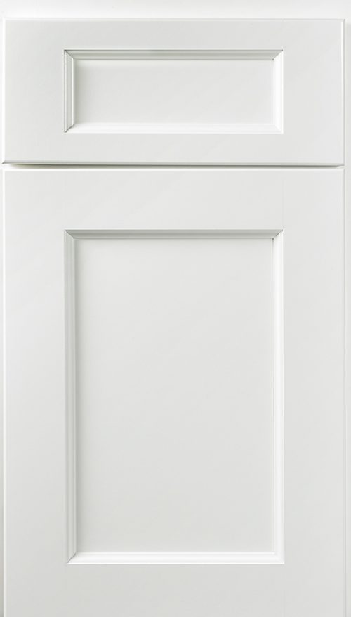 Wolf Cabinets - Expression - York - White Paint